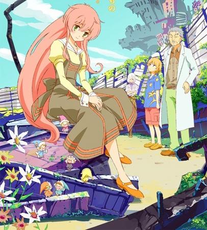 Jinrui wa Suitai Shimashita anime