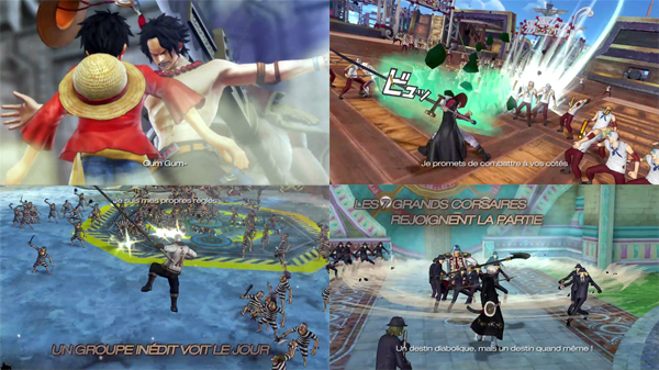 One Piece 2 PS3