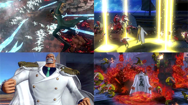 One Piece Musou 2 images