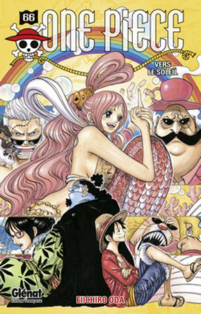 One Piece Tome 66
