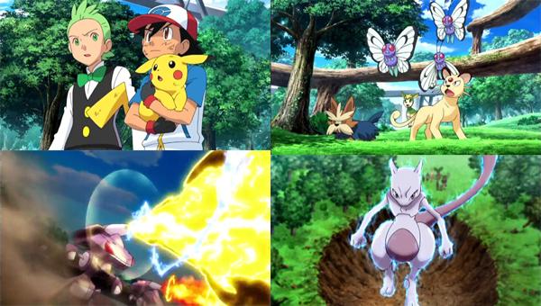Pokemon Movie 2013