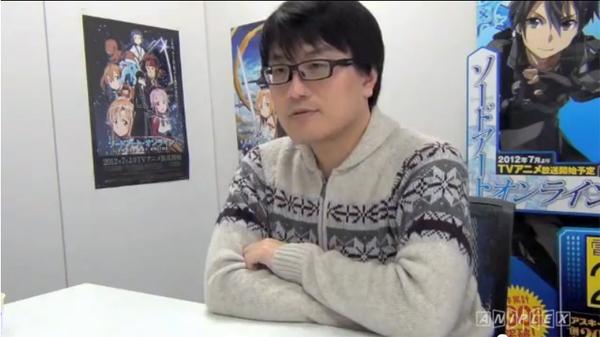 Reki Kawahara 2013