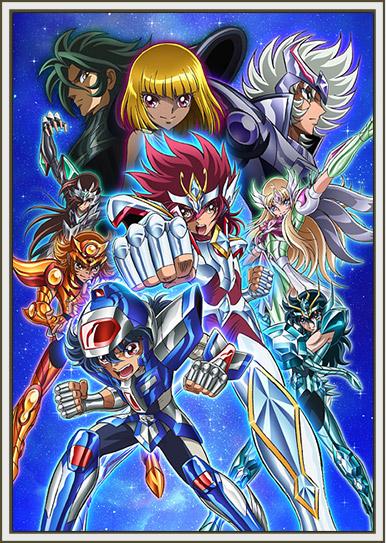 Saint Seiya Omega Arc 2