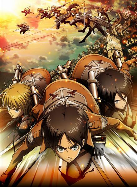 Shingeki no Kyojin image