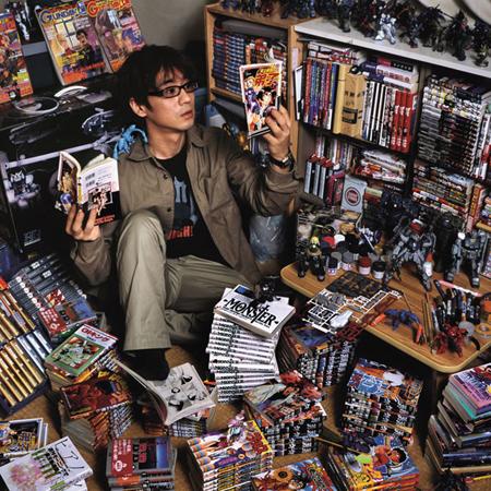 books otaku