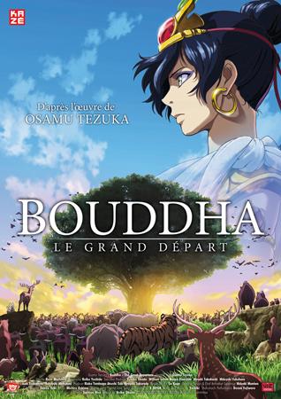 Bouddha Le Grand Départ