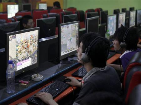 chine internet addict