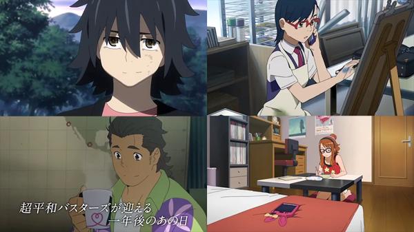 AnoHana movie anime