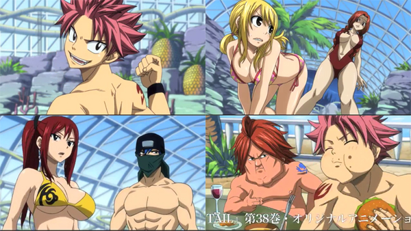 Fairy Tail OAD 5