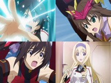 IS Infinite Stratos 2 teaser 2