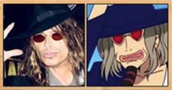 Les célébrités qui ont inspiré certains personnages d'One Piece Jango