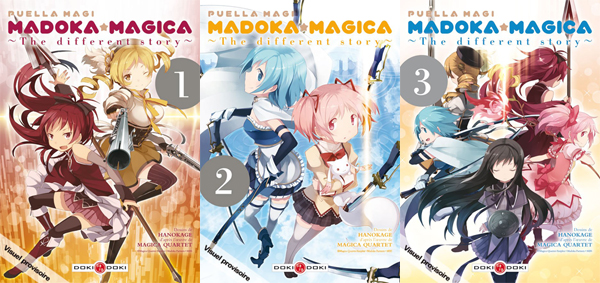 Madoka Magica The Different Story