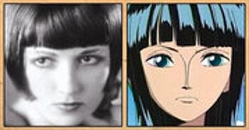 Les célébrités qui ont inspiré certains personnages d'One Piece Nico-Robin