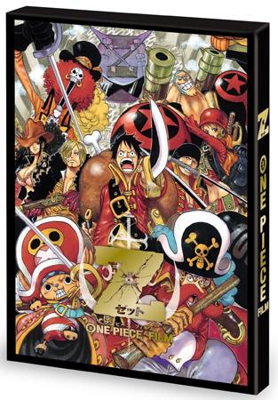One Piece Film Z Bluray