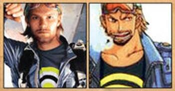 Les célébrités qui ont inspiré certains personnages d'One Piece Paulie