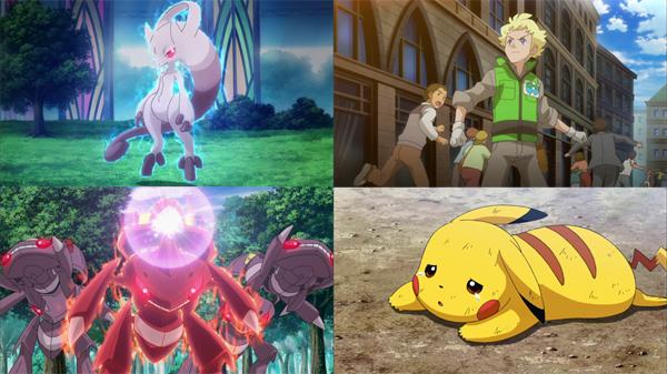 Pokemon Shinsoku movie