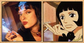Uma Thurman (actrice dans Pulp Fiction) – Shakky