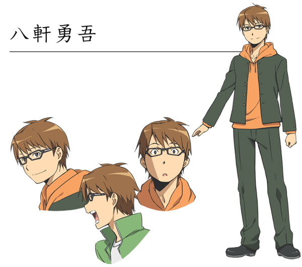Silver Spoon character