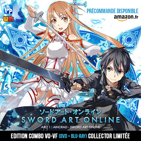 Sword Art Online Bluray Box 1