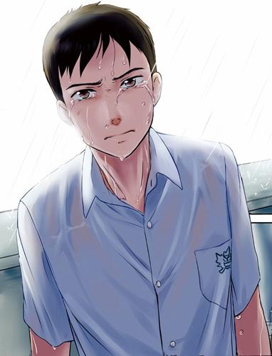 kotonoha no niwa manga