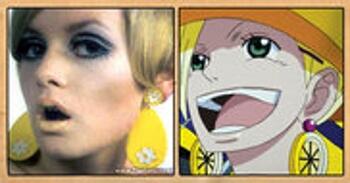 Les célébrités qui ont inspiré certains personnages d'One Piece Oplal_09