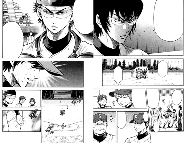 Ace of Diamond manga