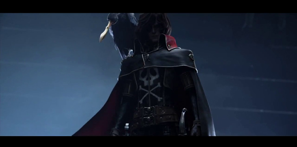 Captain Harlock Movie 2013