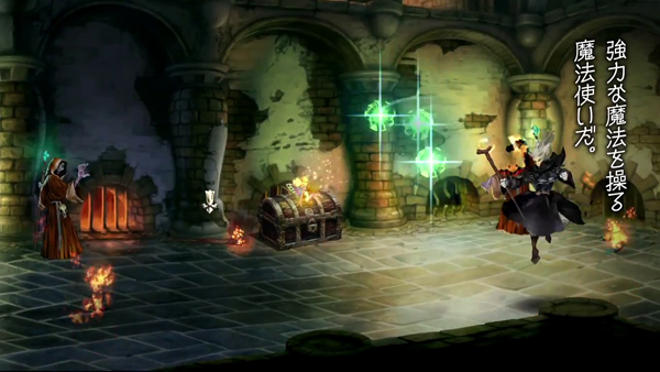 Dragons Crown Wizard
