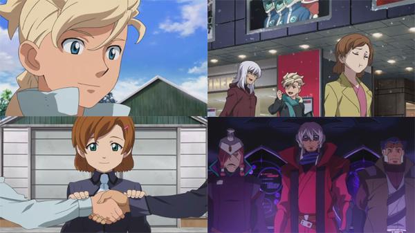 Gundam AGE Memory of Eden