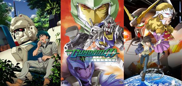 Gundam saga
