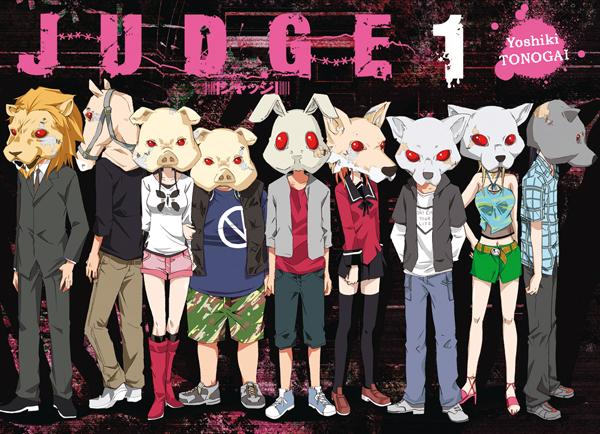 Judge - Yoshiki Tonogai