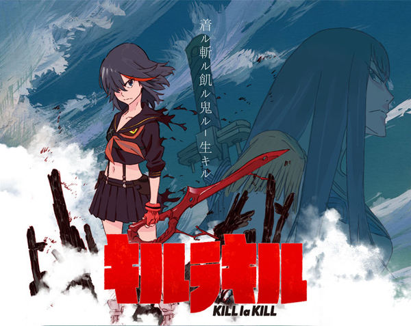 [Anime] Kill La Kill Kill-la-Kill-visual-art