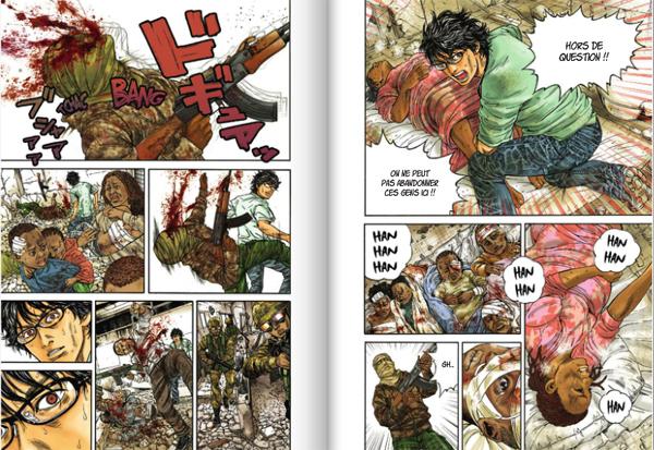 La Main droite de Lucifer manga
