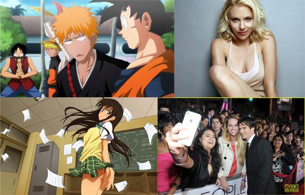 Manga célébrité
