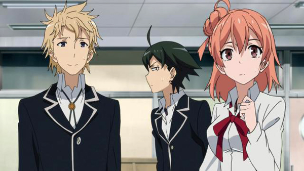 My Teen Romantic Comedy SNAFU