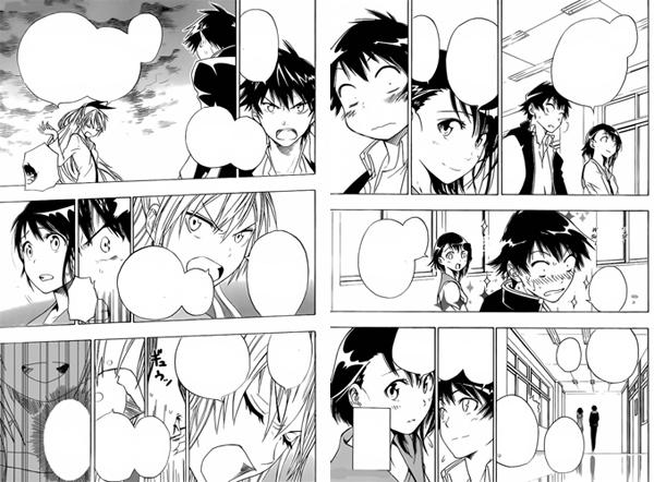 Nisekoi extrait manga