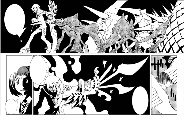 NobunaGun manga