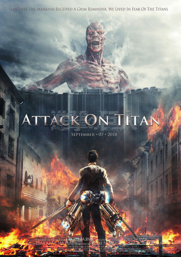 L'Attaque des Titans - Shingeki no Kyojin streaming