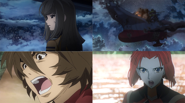 Space Battleship Yamato 2199 movie 6