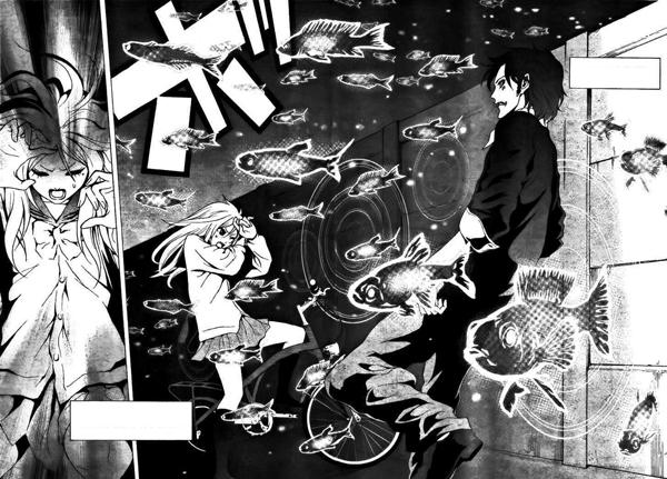 Tokyo ESP manga