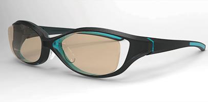 les lunettes con ues pour prot ger les yeux des crans. Black Bedroom Furniture Sets. Home Design Ideas