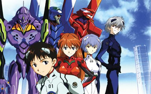 Evangelion-anime