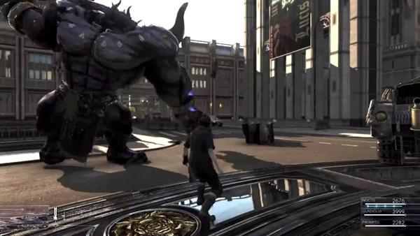 Ce Action-RPG est prévu sur Playstation 4 & Xbox One . Square Enix