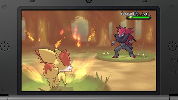 Pokemon XY image