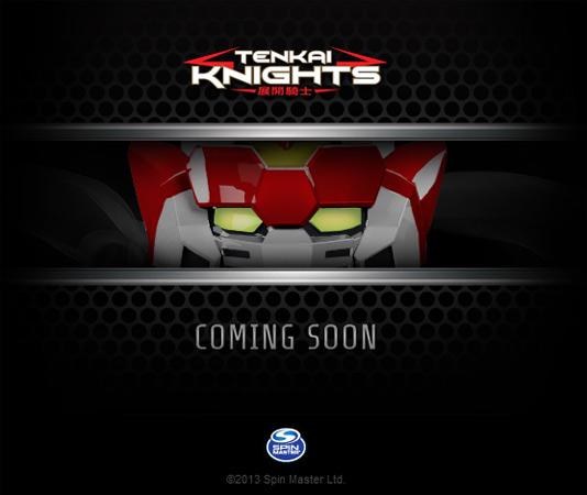 Tenkai Knights annonce