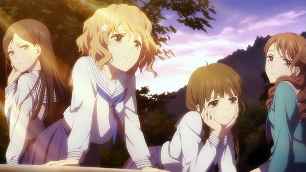De sortie bluray du film animation, hanasaku iroha home sweet home