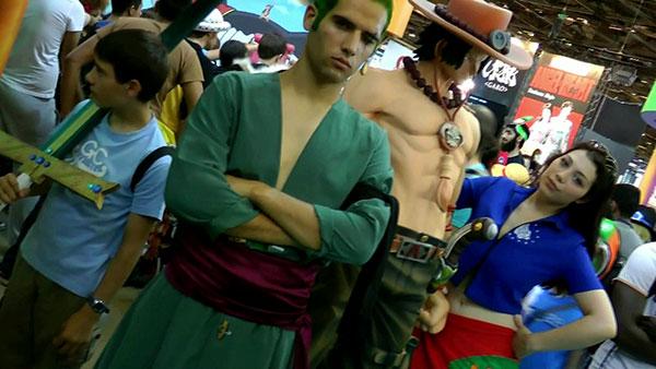 Japan Expo 2013 cosplay