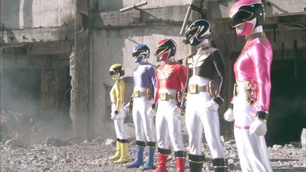 Power Ranger Megaforce