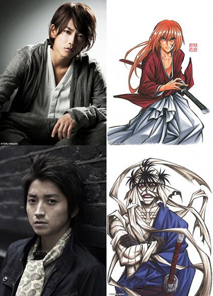 Rurouni Kenshin movie 2014