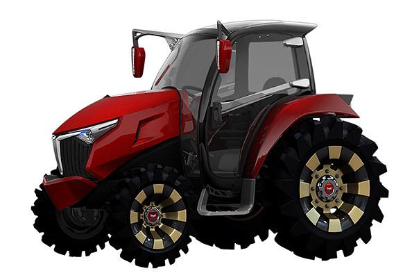 Yanmar Tractor Battery : La nouvelle génération de tracteurs à japonaise